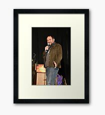 Mark Sheppard Framed Print