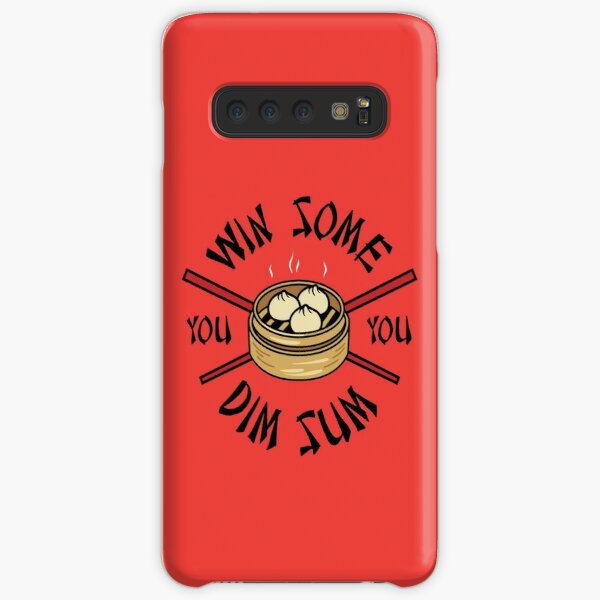 You Win Some You Dim Sum // Cute Funny Food Pattern  Samsung Galaxy Snap Case
