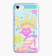 Funfetti Cake Mix  iPhone Case/Skin