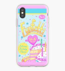 Funfetti Cake Mix  iPhone Case