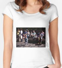 Brighton Project 92 Women's Fitted Scoop T-Shirt