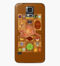 Jak and Daxter Grid Case/Skin for Samsung Galaxy