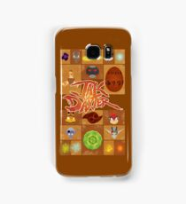 Jak and Daxter Grid Samsung Galaxy Case/Skin