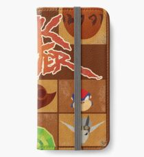 Jak and Daxter Grid iPhone Wallet/Case/Skin