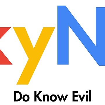 Google as SkyNet (DKE) by stoopiditees
