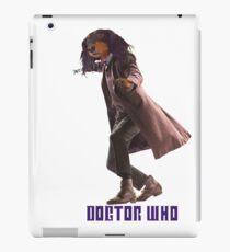 Dogtor Who Eleven iPad Case/Skin