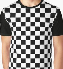 Ska Checkerboard Graphic T-Shirt