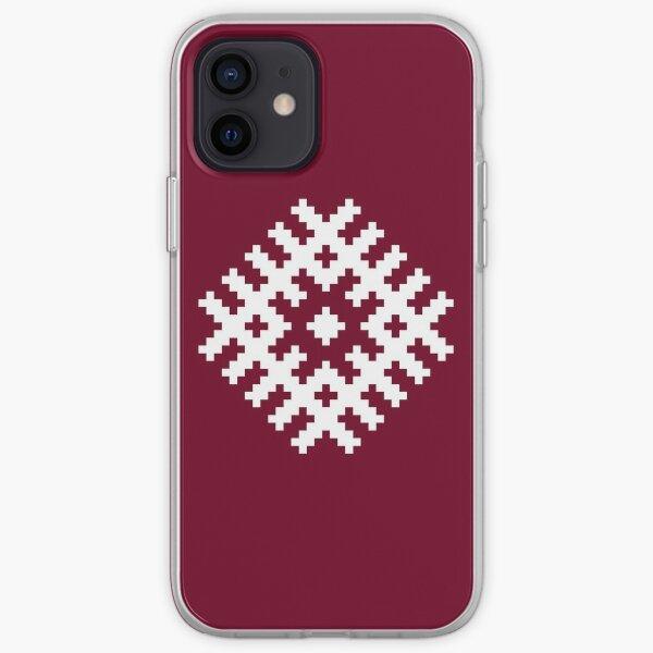 ozolins ancient latvian symbol iPhone Soft Case