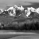 Ragged Ridge by Jim Stiles