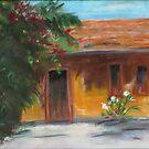 Hacienda by Mikki Alhart