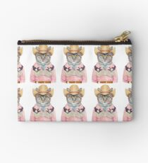 Country Cat Studio Pouch