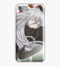 Undertaker iPhone Case/Skin