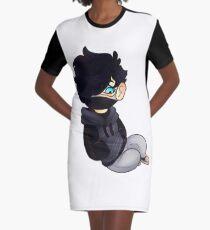 Zane Graphic T-Shirt Dress