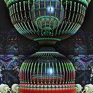 Hourglass Imprisonment by barrowda
