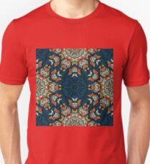 Geometric Pattern Unisex T-Shirt