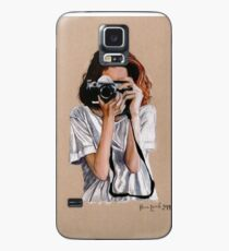 The Photographer Case/Skin for Samsung Galaxy