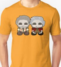 Grandpa & Grandma Yo O'BABYBOT Toy Robot 1.0 Slim Fit T-Shirt
