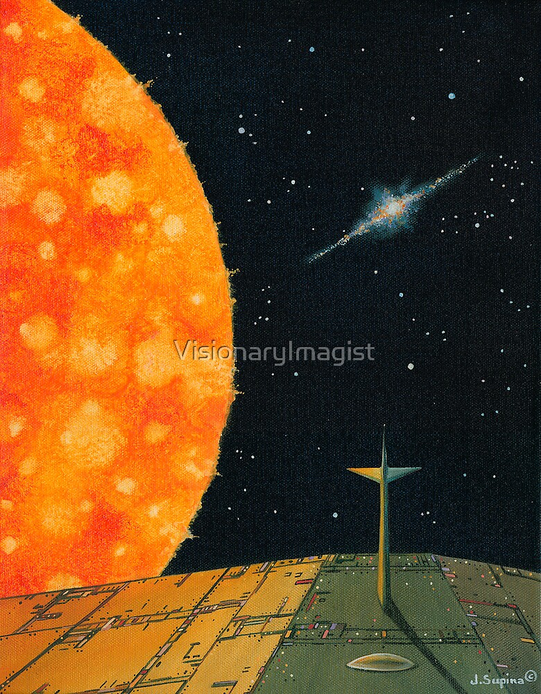 SOLAR PASSAGE by VisionaryImagist