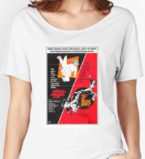 Kung Fu Double Bill Women's Relaxed Fit T-Shirt