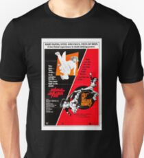 Kung Fu Double Bill Unisex T-Shirt