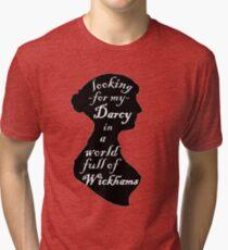 Pride and Prejudice Tri-blend T-Shirt