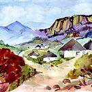 Zulu Hütten von Maree Clarkson