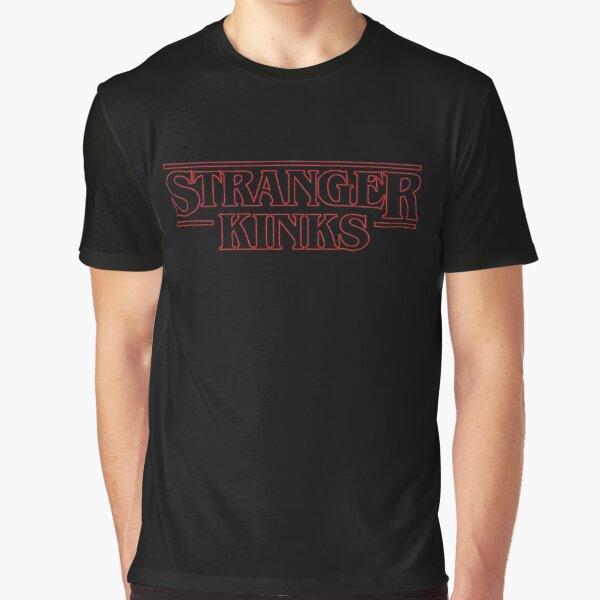 Stranger Kinks Graphic T-Shirt