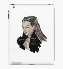 A song of Sass and Fire iPad Case/Skin