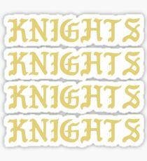 UCF KNIGHTS Sticker