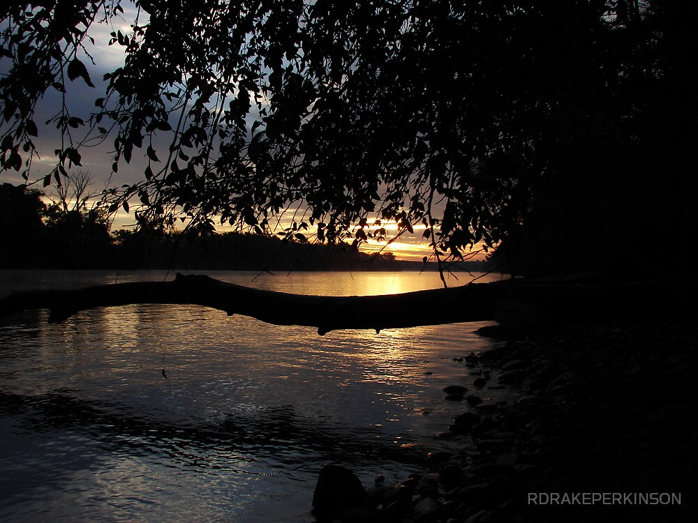 RIVER AWAKING by RDRAKEPERKINSON