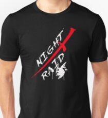 Night raid Unisex T-Shirt