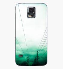 Power Clouds Case/Skin for Samsung Galaxy