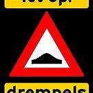 Let op! Drempels! by suranyami