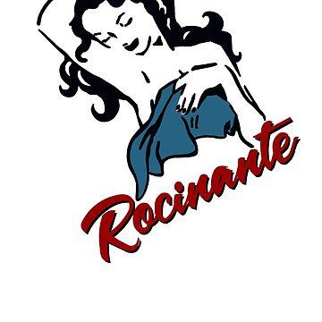 Rocinante by cabinboy100