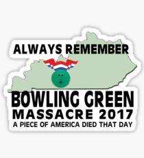 Remember Bowling Green 2017 Sticker