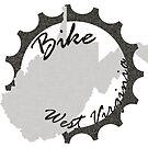 Bike West Virginia State by surgedesigns