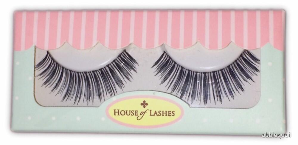 Eyelashes by abbiequail
