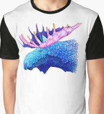 Blue Moose Graphic T-Shirt