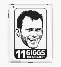 giggs red army iPad Case/Skin