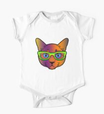 Gradient Cat - Limited Edition Kids Clothes