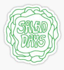 salad days Sticker