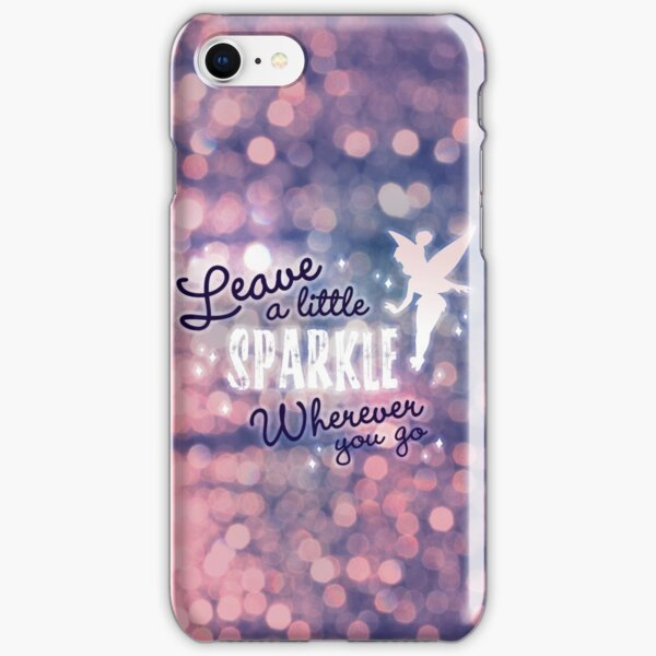Leave a Little Sparkle Wherever You Go iPhone Snap Case