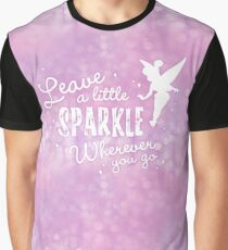 Leave a Little Sparkle Wherever You Go Graphic T-Shirt