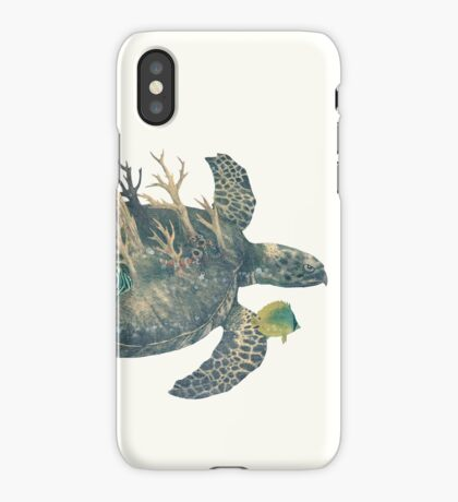 Coral Camouflage  iPhone Case