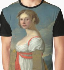 Italian - Portrait Of A Woman Graphic T-Shirt