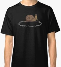 clever snail Classic T-Shirt