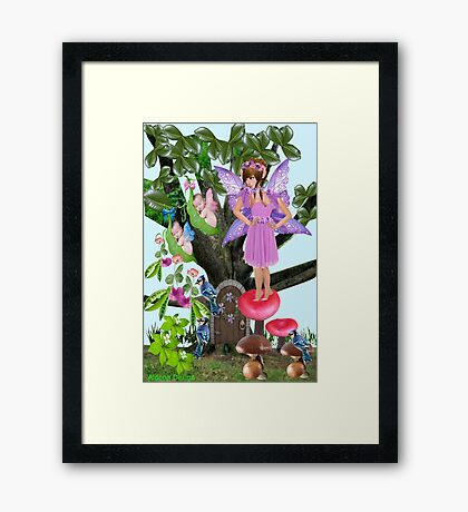 watching over twins  (2447 Views) Framed Print