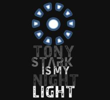 Tony Stark Is My Night Light | Women's T-Shirt