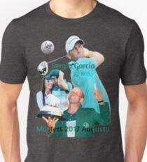 Sergio García wins Masters 2017 Unisex T-Shirt