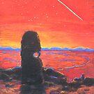 The Living Desert Broken Hill  by Virginia McGowan